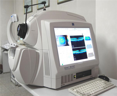 德国OCT3光学相关断层扫描仪