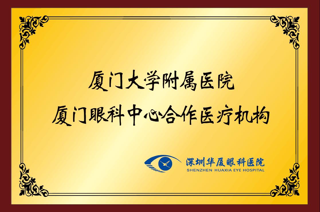 厦门眼科中心合作医疗机构