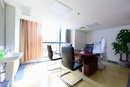 干净整洁的诊室